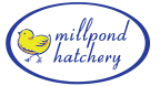 Mill Pond Hatchery Retina Logo