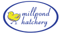 Mill Pond Hatchery Mobile Logo
